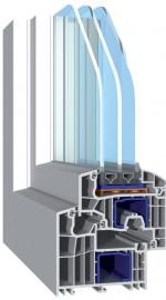 profil pvc cu 6 camere-evolution 92