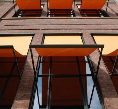 solutii de umbrire pentru exteriorul scolilor