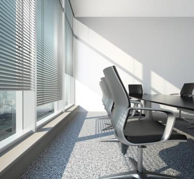 """solutii de umbrire pentru interiorul cladirilor """"office"""""""